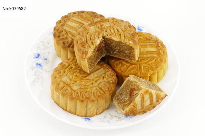 中秋月饼图片