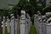 广东博物馆民间信仰雷州雕塑