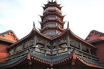 成都寺庙古建筑摄影