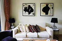 客廳裝飾畫
