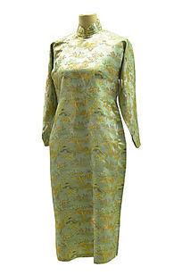 中国民国旗袍