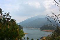 流溪河森林公园湖泊