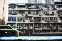 南京城里一处老式公寓