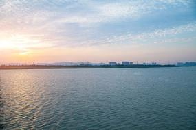 苏州湾风光