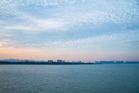 苏州吴中区太湖风光
