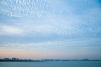 吴中区太湖边风光