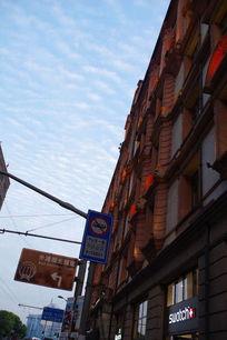 欧式建筑街区