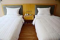 宾馆房间环境