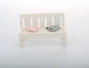 静物椅子与靠枕