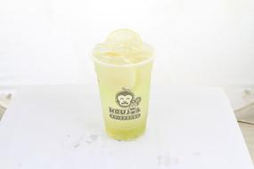 柠檬芦荟奶茶