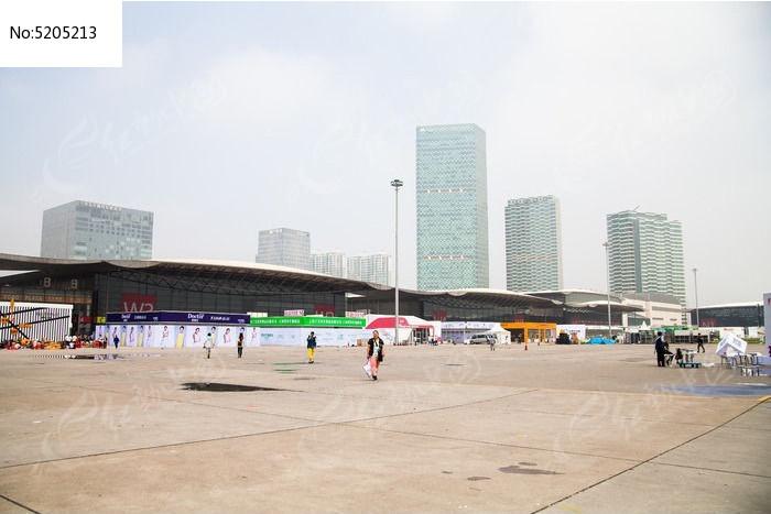 上海化妆品展会图片