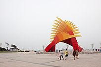 海边公园建筑