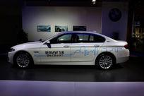 宝马新能源电动汽车
