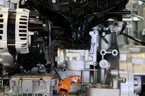 清洁环保新能源汽车电动机