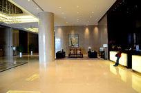 酒店大厅空间装修实图