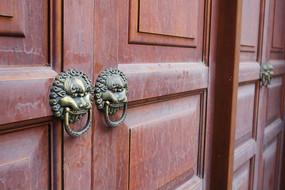 中国古代大门