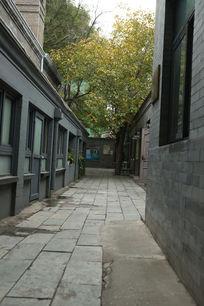 北京亚斯立堂基督教会崇文门堂过道
