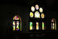 北京亚斯立堂基督教会崇文门堂教堂内部