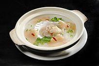 扇贝海鲜粥