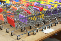 购物车玩具