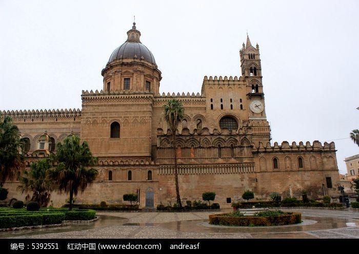 巴勒莫主教教堂