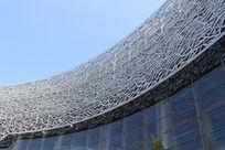 苏州文化艺术中心建筑外观