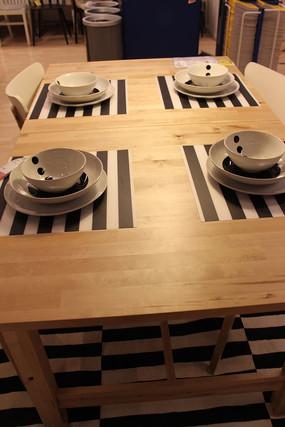 碗筷用具装饰