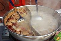 牛肉丸火锅