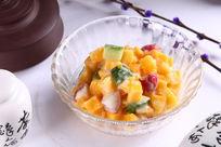 沙拉拌水果