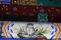 小猫图案边框