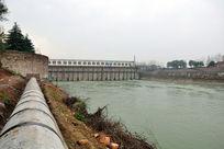 艳洲水电水闸