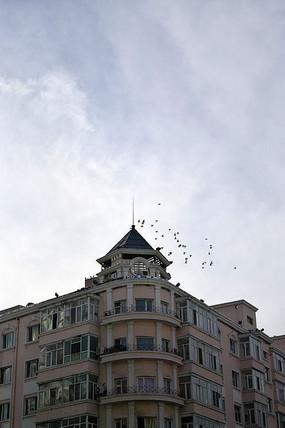俄罗斯巴洛克风格建筑