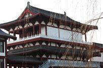 唐朝风格建筑