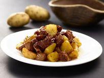 围场土豆烧牛肉