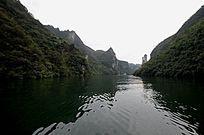 孔雀山远景