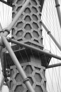 电视塔钢结构