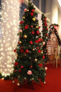圣诞节圣诞树节日素材