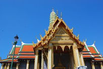泰国建筑艺术