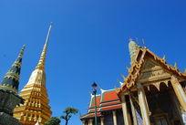 泰国建筑艺术群