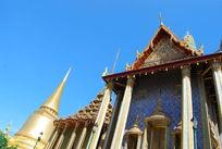 泰国建筑艺术庙宇