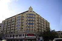 哈尔滨巴洛克建筑