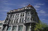 中央大街欧式建筑