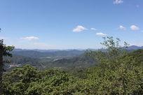 慕田峪山区风景摄影