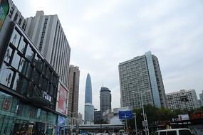 深圳建筑大厦