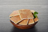 香脆杏仁饼