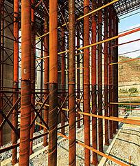 大型钢构支架