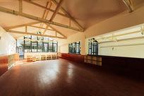 绩溪县博物馆二楼建筑
