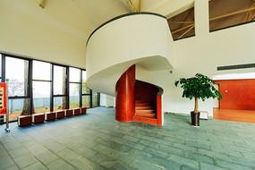 绩溪县博物馆接待大厅