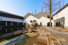 绩溪县博物馆庭院