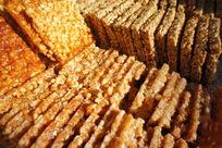 蜂蜜瓜子仁酥饼